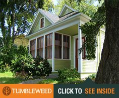Tiny house company tumbleweed tiny house and tiny house for Whidbey house plan
