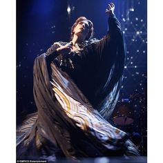 Florence Welch storms the stage at Ally Pally gig in outfit designed by Lady Gaga's guy found on Polyvore