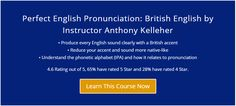 English Learning Course, English Speaking Skills, Learning English Online, English Vocabulary, Teaching English, Improve Your English, Learn English, Phonetic Alphabet, Perfect English