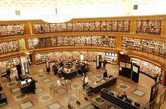 Stockholm - Public Library - Erik Gunnar Asplund