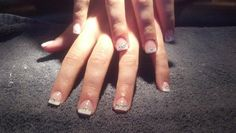 Dazzling Prom Nails!