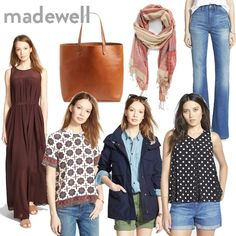Madewell now available at Nordstrom