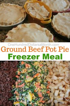 If Monkey Boy and The Girl Who Thinks She's a Bird had it their way, we'd be eating homemade pot pieevery nightfor dinner. Chicken? Turkey? Beef? They'd choose that over just about anything I make. Making homemade pot pie might seem like a tough task, but once you get the hang of it, you'll see …