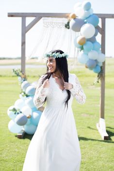 Qualatex offers The Very Best in high-quality latex, Microfoil®, and Bubble Balloon® products. Balloon Decorations, Wedding Decorations, Boho Wedding, Dream Wedding, Qualatex Balloons, Bubble Balloons, Best Day Ever, Big Day, Bridal Shower