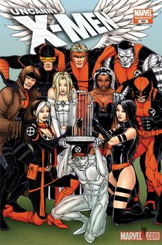X-Men are Giants Fans!