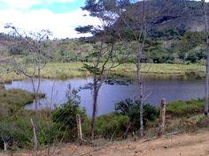 lagoa no córrego de areia Itambacuri
