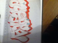 Bak One!!! #Bak #Graffiti #StreetArt #One #Sketch