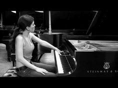 Lola Astanova plays Transcendental etude No. 10 in F-minor by Liszt