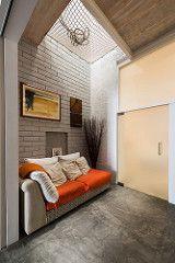 Distribuidor con habitaciones   Proyecto de reforma Loft Barcelona   Standal #reformaintegral #reformas #Standal #loft #sofás #interiorismo
