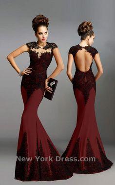 Janique K6472 Dress - NewYorkDress.com