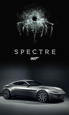 On November James Bond will return to theaters Winter 2015 Bond is Back in Spectre, director Sam Skyfall. joining the cast: the brand new Aston Martin Bond has drive model made by the British luxury sports car Aston Martin Db10, Carros Aston Martin, New Aston Martin, Rolls Royce, Jaguar E Typ, Car Wheels, Sexy Cars, Car Manufacturers, Movie Posters
