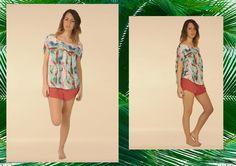 #camisola #batik #dia #noche #estampado #estampa #style #fashion #fashionista #primavera #verano #comodo #usable #femenino #chic #canchero #lasvaskas