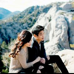 Ki Hong Lee and his wife - hayochoi: Happy birthday to my best friend and husband!  @kihonglee