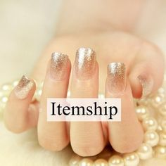 Itemship Hot sale Were remarkable temperament can not afford to hand white pearl pink textured silver series short square head fake nails Supernatural remarkable temperament nail patch by Itemship, http://www.amazon.ca/dp/B00GFH5FUW/ref=cm_sw_r_pi_dp_Aw5Dsb1FNGVJ0