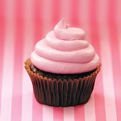 Whether you prefer them fancy or no-frills, a cupcake just isn't a cupcake without a swirl of frosting. Here are three easy ways to top your treats.