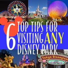 Top Tips for planning for Disney, including Disneyland Paris - Grand Family Getaways