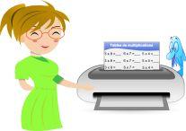 D fi tables de multiplication num ration calcul - Logiciel educatif tables de multiplication ...