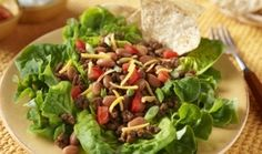 Tanimura & Antle - Recipes - Healthier Taco Salad