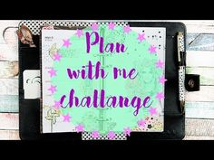 Plan with me Challenge with amaryllis775
