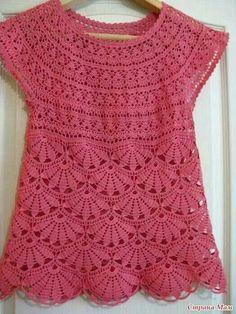 Blusa roja 1 de 2 en ropa