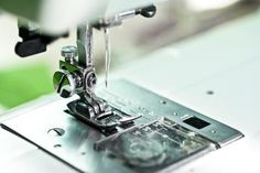 How to Monogram Using the Monogram Foot on a Brother Sewing Machine