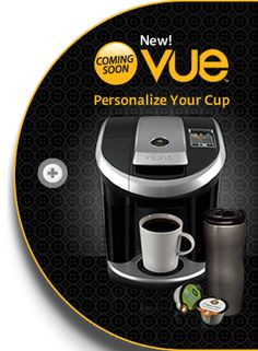 I am so looking forward to this!  I love my Keurig and this looks awesome.
