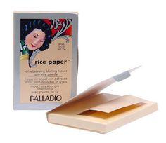 Palladio Rice Paper (Blot Paper)