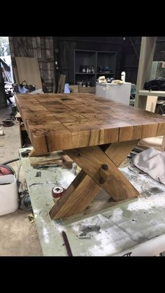 Regardless whether you are enhancing personal sleep, relocating or owning a filter out, we could gather each of your unwelcome furniture. Wooden Dining Table Designs, Dinning Room Tables, Wooden Dining Tables, Rustic Wood Furniture, Log Furniture, Woodworking Furniture, Business Furniture, Outdoor Furniture, Rustic Coffee Tables