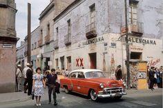 Fred Herzog: Uno de los pioneros de la fotografia callejera en color