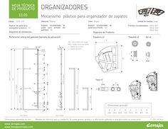 Accesorios para clóset - Accesorios para clóset | Cerrajes@ El herraje ideal para su mueble