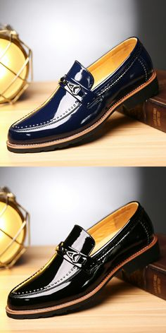 a4baa1aa9731c2 Autumn Men Formal Wedding Shoe Luxury Business