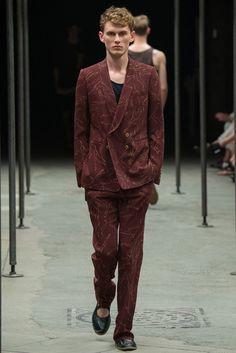 Dries Van Noten Spring 2015 Menswear