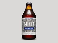 Nathan Parker - Nordic Kiwi Brewers #Packaging #Design — World Packaging Design Society / 世界包裝設計社會 / Sociedad Mundial de Diseño de Empaques