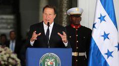 """Honduras, Nación y Mundo: Juan Carlos Varela: """"Con el presidente Hernández v..."""