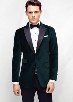 MANGO MAN - Appliqué velvet Tailored blazer #mangoman http://www.99wtf.net/trends/mens-urban-shoes-trends/