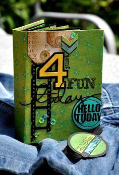 """Mini album """"Just 4 fun"""""""