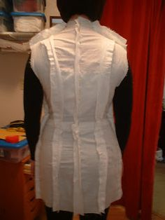Sew Chic Pattern Company: Copy your Figure: A Dressform Tutorial part 2 Dress Patterns, Sewing Patterns, Crochet Patterns, Sewing Hacks, Sewing Tutorials, Sewing Tools, Sewing Basics, Sewing Ideas, Crochet Stitches Free