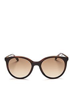 JIMMY CHOO ERIE ROUND SUNGLASSES, 54MM.  jimmychoo  . Mike GILSON · lunettes  DE . 34b1e39e06c4