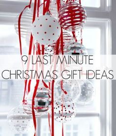 Wedding Gift Ideas Last Minute : Gift ideas on Pinterest Handmade Gifts, DIY gifts and Diy Christmas ...