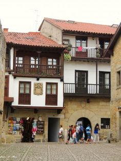 Santillana de Mar  Cantabria  Spain