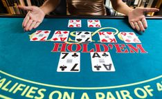 Texas Live Casino Hold'em Shines Brighter Than Online Poker in 2018
