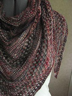 Reyna pattern by Noora Laivola would be lovely in one of the stunning colorways of elann Tarantella. http://international.elann.com/product/elann-tarantella-yarn-5-ball-bag/