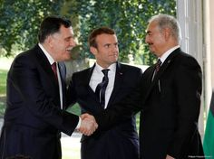 """France's Libya initiative wins backing of UK, angers Italy http://betiforexcom.livejournal.com/26834458.html  A meeting in Paris yesterday saw Libya's rival leaders, Fayez Al-Sarraj and Khalifa Haftar agree to a ceasefire, to work towards presidential and parliamentary elections and unite behind a road map to secure Libya against terrorism. """"There is political legitimacy in the hands of Mr. Sarraj. There is military legitimacy in the hands of Mr. Haftar. They have decided to work together,""""…"""