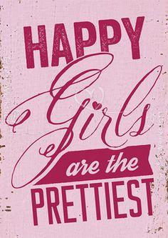 Art.Nr. 9660: Postkarte - Happy Girls