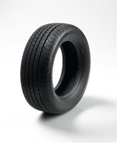 Tire - Printed by an Objet Eden 3D Printer