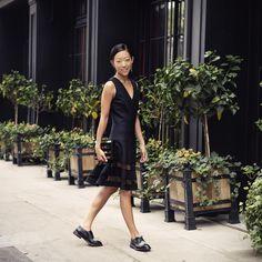 Tomoko Ogura | Ode To Flats Shoe Style