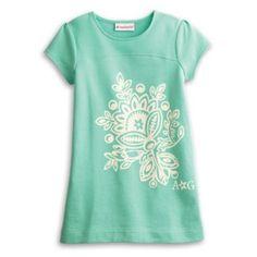 Tropical Bloom Tunic for Girls   myagclothing   American Girl