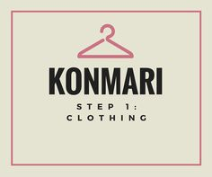 KonMari method for the skeptical. First step to spark joy in your life. is to organize and get rid of clutter.