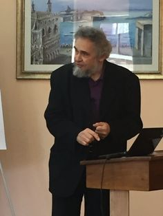 Prof. Paul Fiddes from Regent's Park College, University of Oxford @ Ecclesiology & Ethnography Conferencce
