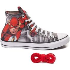 daa4467e086d Converse Chuck Taylor All Star Hi Flash Sneaker ( 99) ❤ liked on Polyvore  featuring